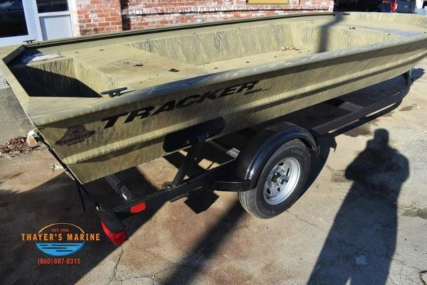 2020 Tracker Boats boat for sale, model of the boat is GRIZZLY® 1860 Jon & Image # 7 of 19