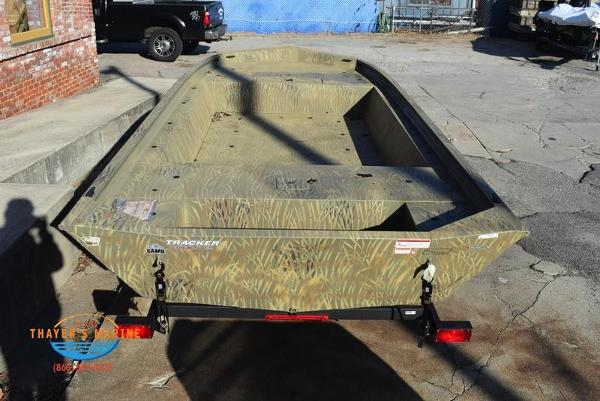 2020 Tracker Boats boat for sale, model of the boat is GRIZZLY® 1860 Jon & Image # 10 of 19