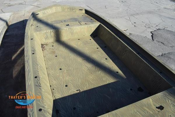 2020 Tracker Boats boat for sale, model of the boat is GRIZZLY® 1860 Jon & Image # 16 of 19