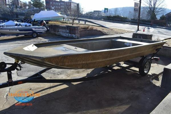 2020 Tracker Boats boat for sale, model of the boat is GRIZZLY® 1860 Jon & Image # 18 of 19