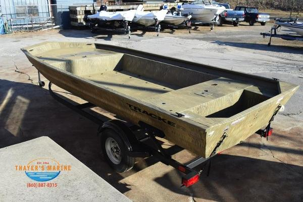 2020 Tracker Boats boat for sale, model of the boat is GRIZZLY® 1860 Jon & Image # 19 of 19