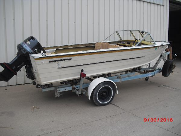 1974 STARCRAFT 18' CLOSED BOW for sale