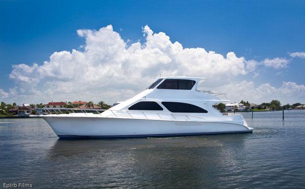 65 Ocean 65 Odyssey BR4365 Motor Yachts