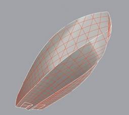Quadraconic Hull Design