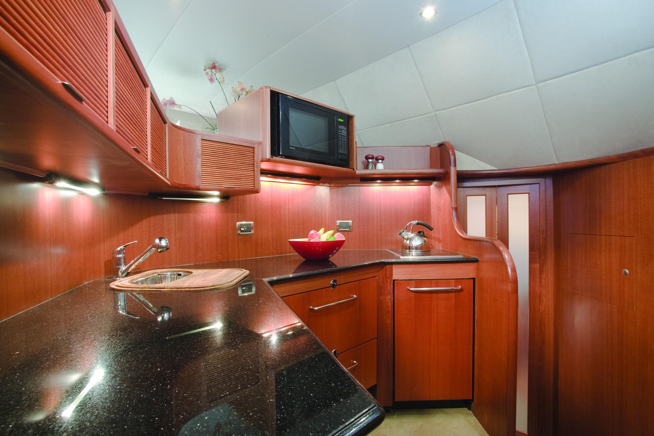 Two person galley