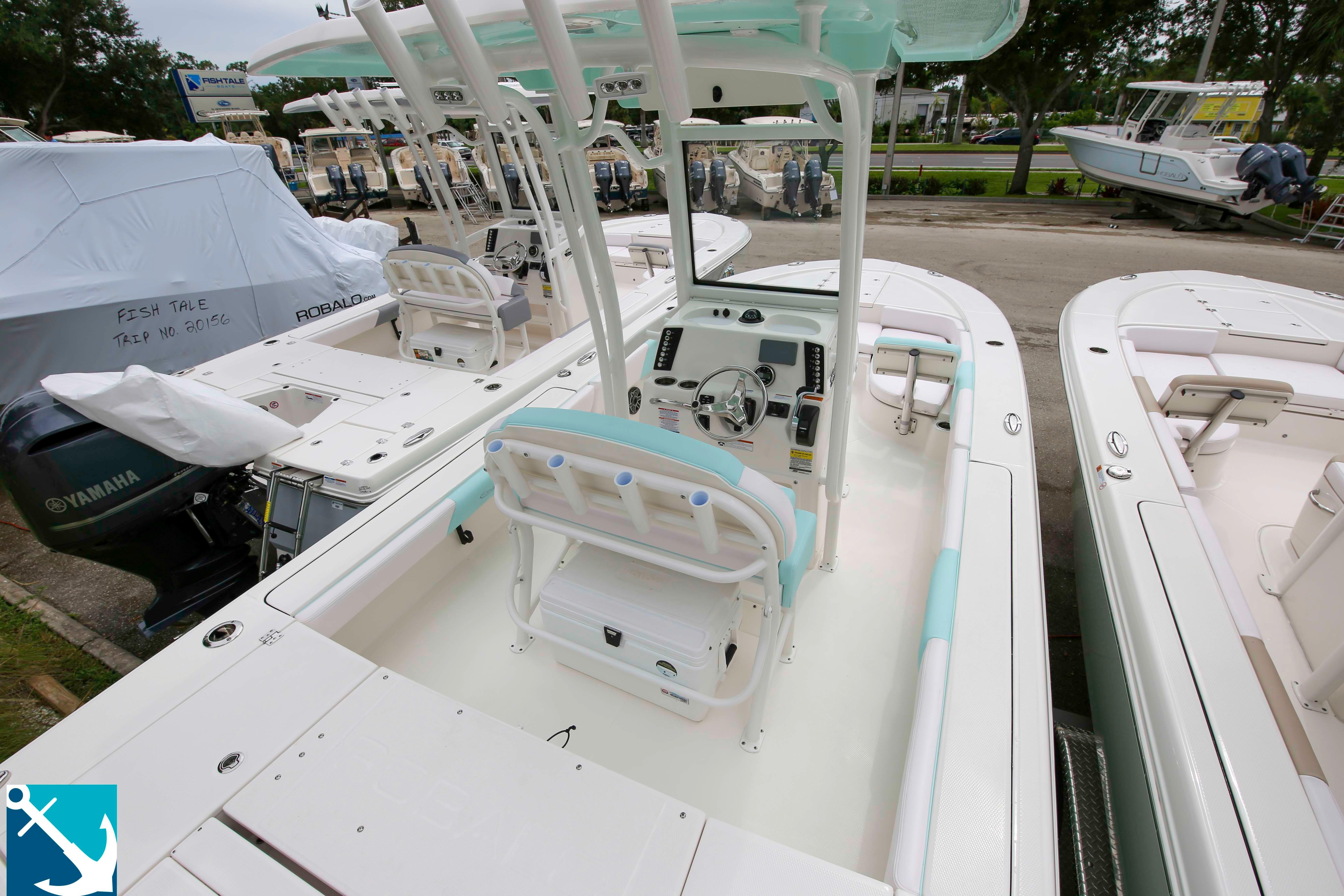 Robalo 246 Cayman 2020 5