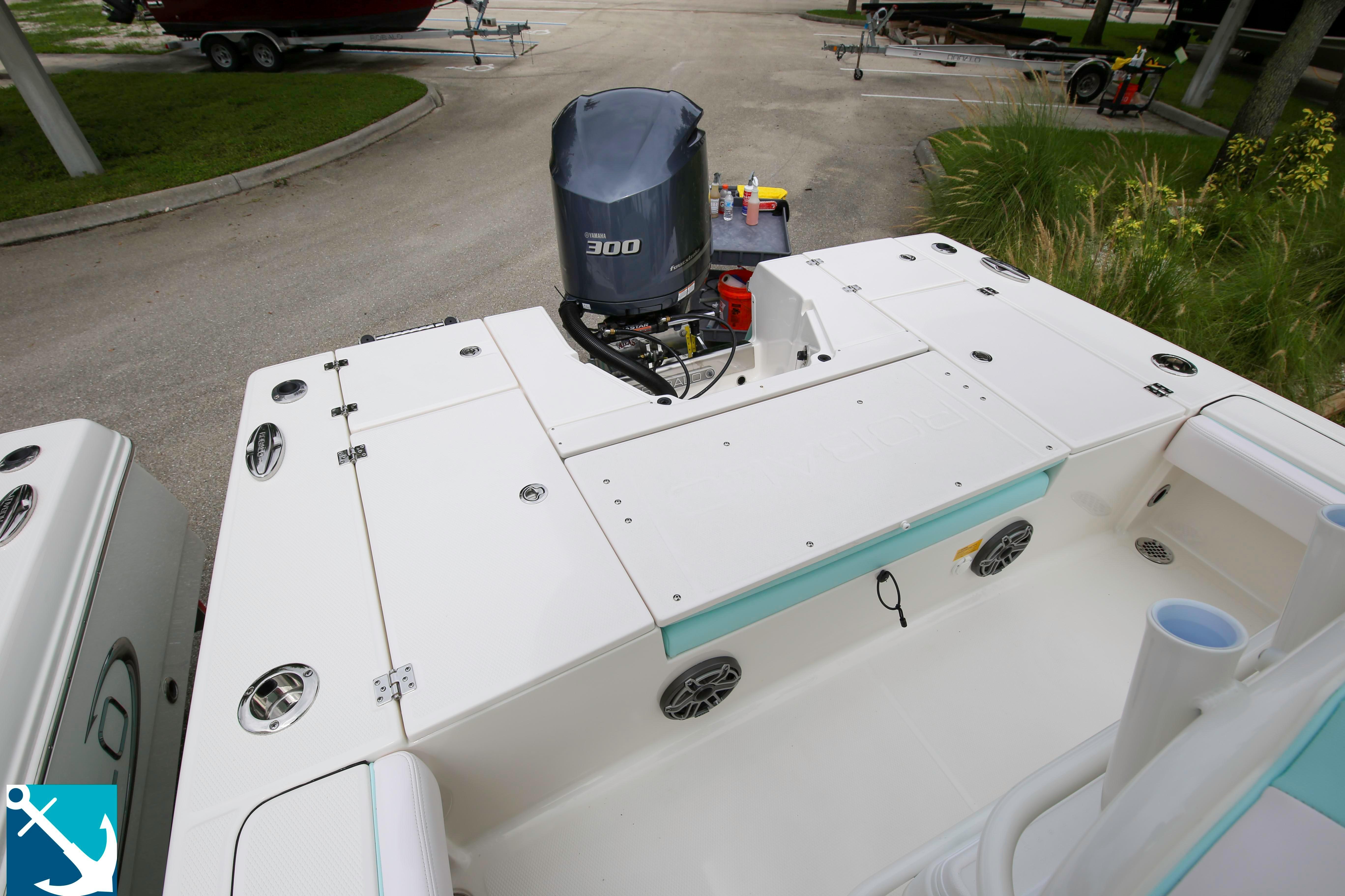 Robalo 246 Cayman 2020 6