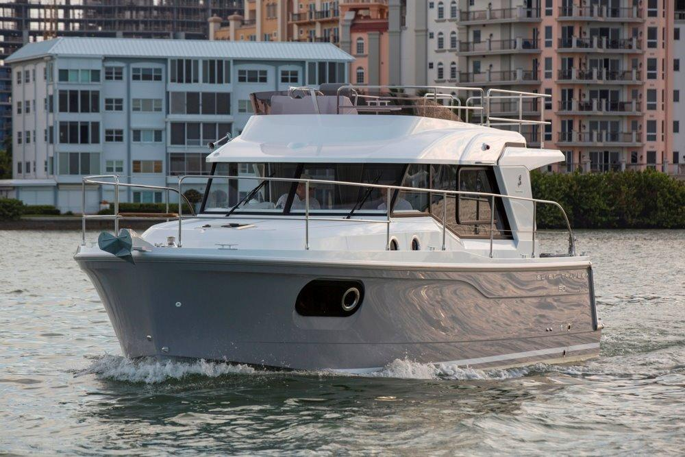 Beneteau Swift Trawler 30 - In Stock