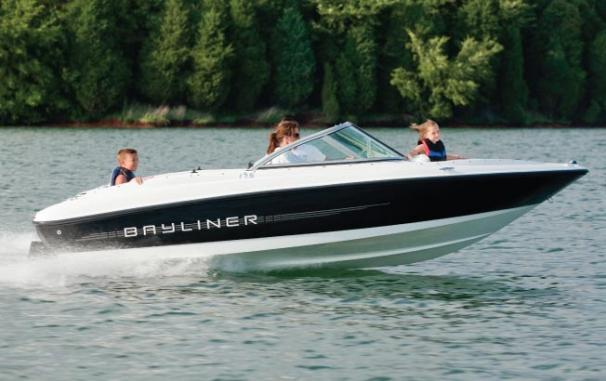 2011 BAYLINER 175 for sale