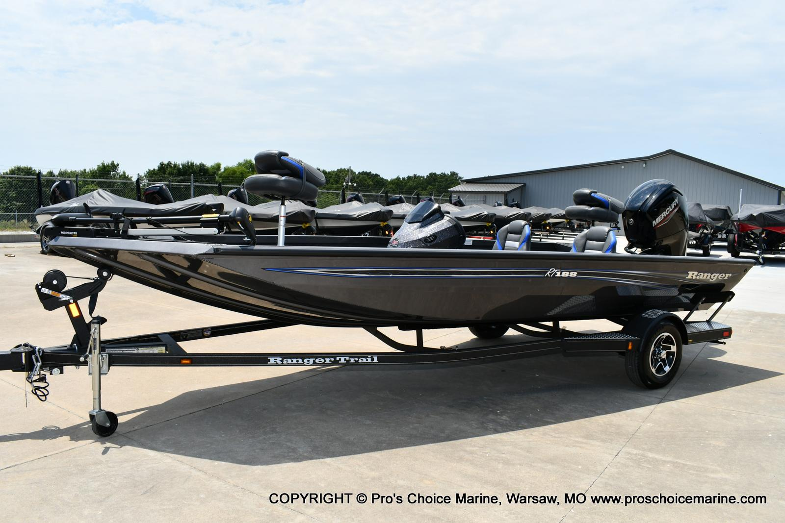 2020 Ranger Boats boat for sale, model of the boat is RT188 & Image # 23 of 50