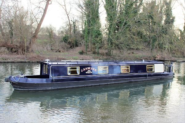 Dragon Cruiser Stern Narrowboat