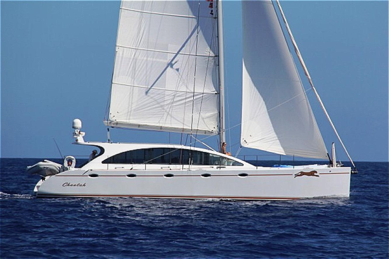DH 550 Boat image