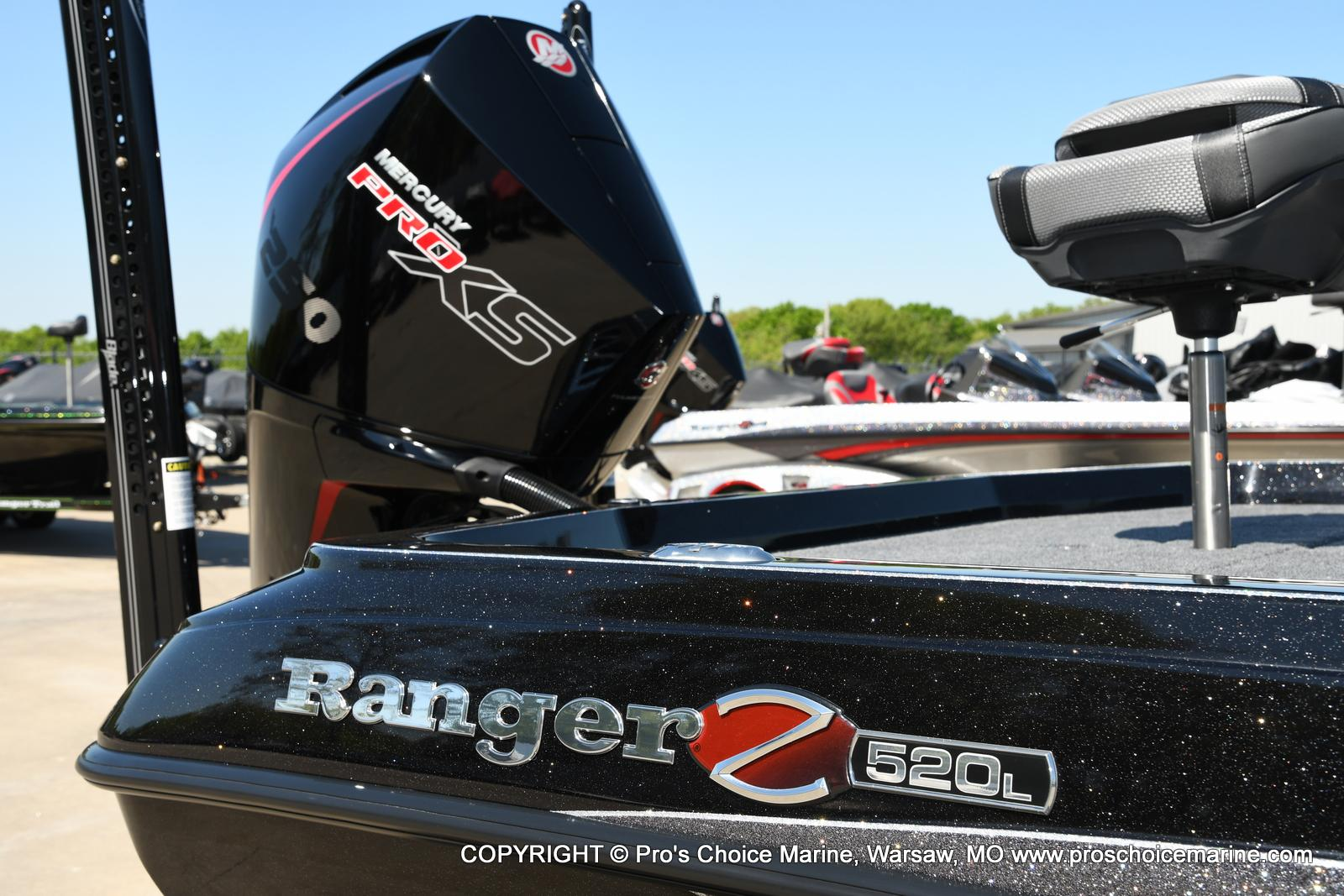 2020 Ranger Boats boat for sale, model of the boat is Z520L Ranger Cup & Image # 22 of 50
