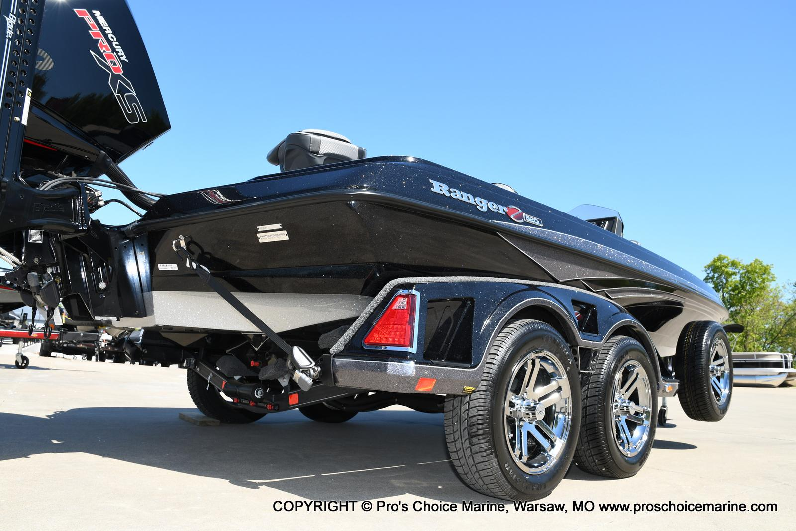 2020 Ranger Boats boat for sale, model of the boat is Z520L Ranger Cup & Image # 36 of 50