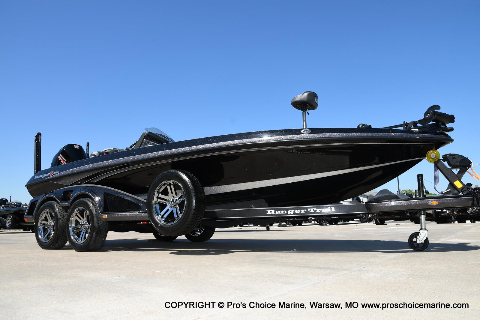 2020 Ranger Boats boat for sale, model of the boat is Z520L Ranger Cup & Image # 47 of 50