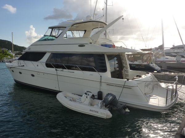 57 ft Carver 57 Pilothouse Voyager