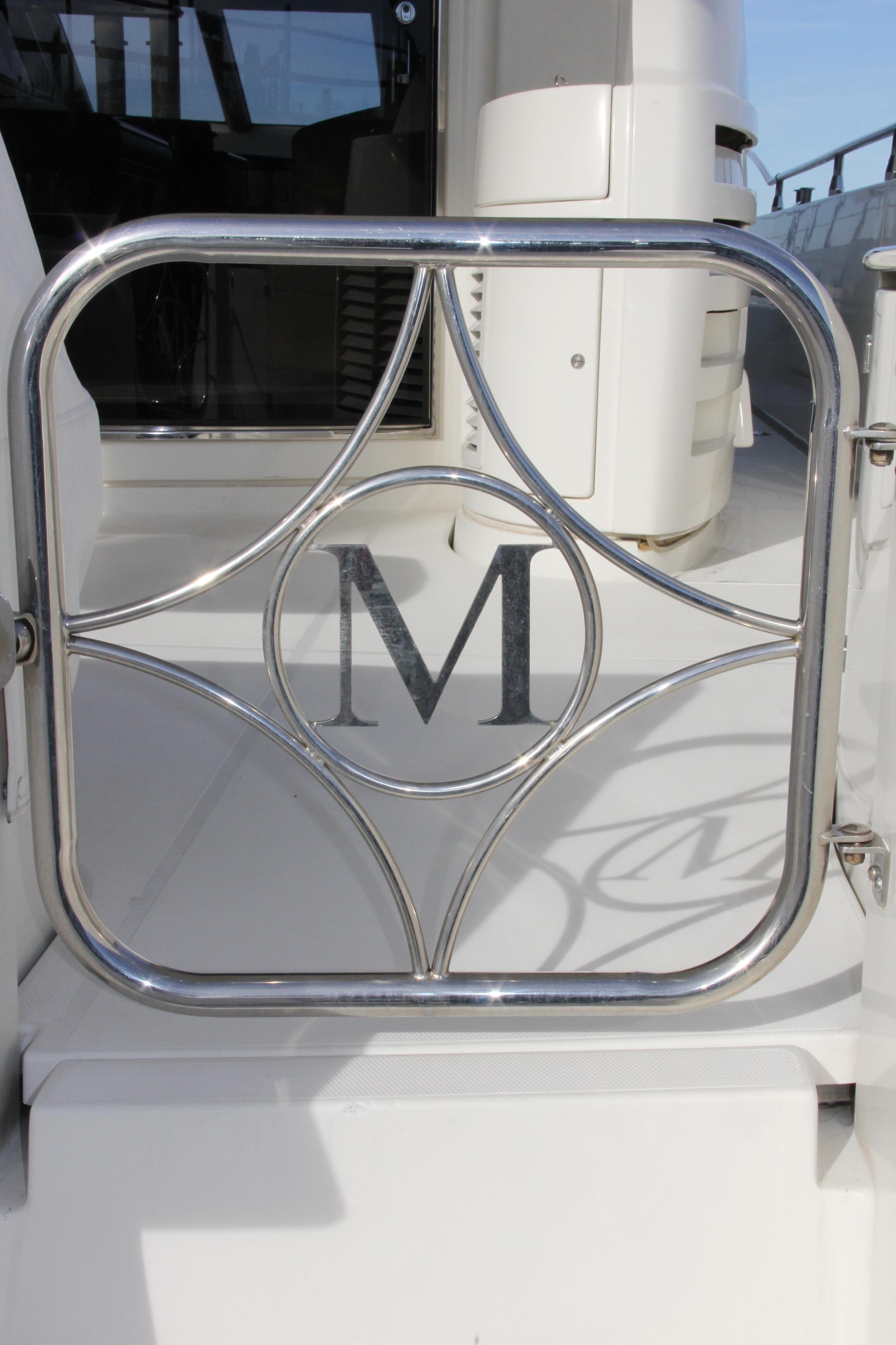 Starboard Cockpit Entry