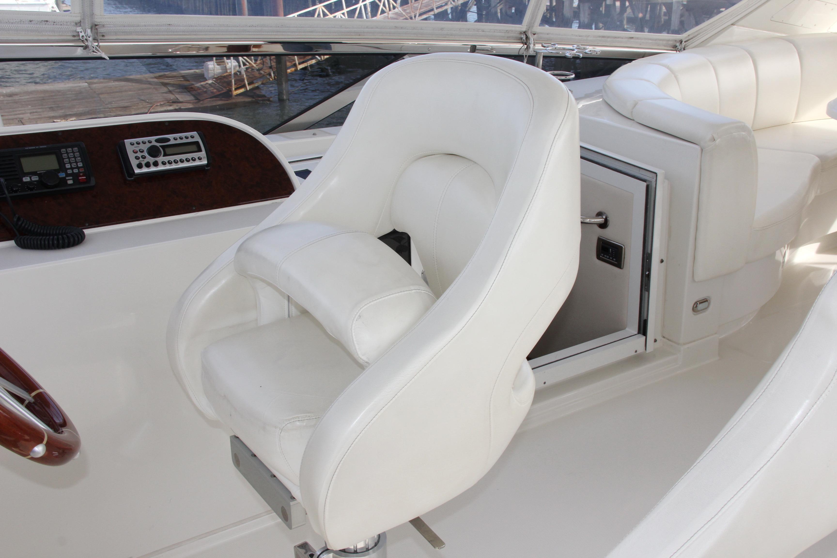 Captain Helm Seat