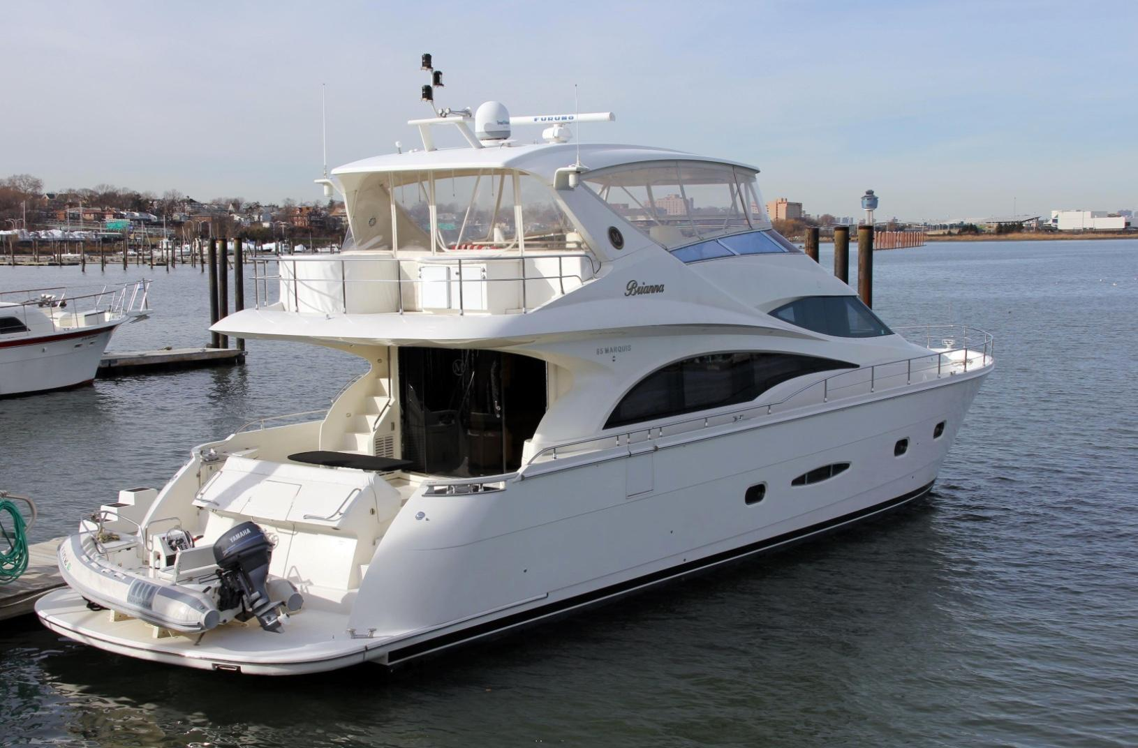 65 ft Marquis 65 Motor Yacht Skylounge