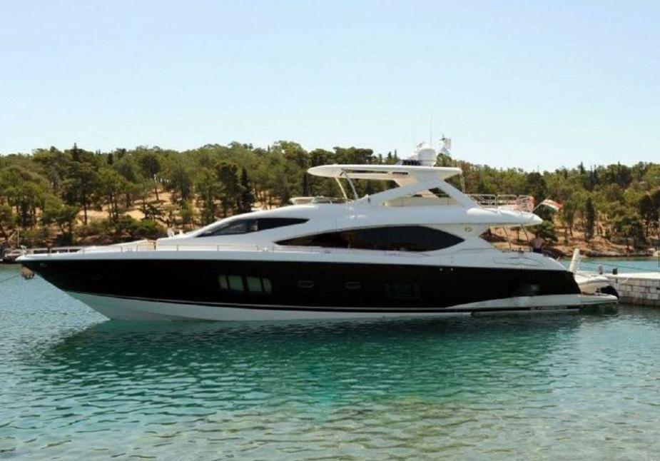 86.83 ft Sunseeker 86 Yacht