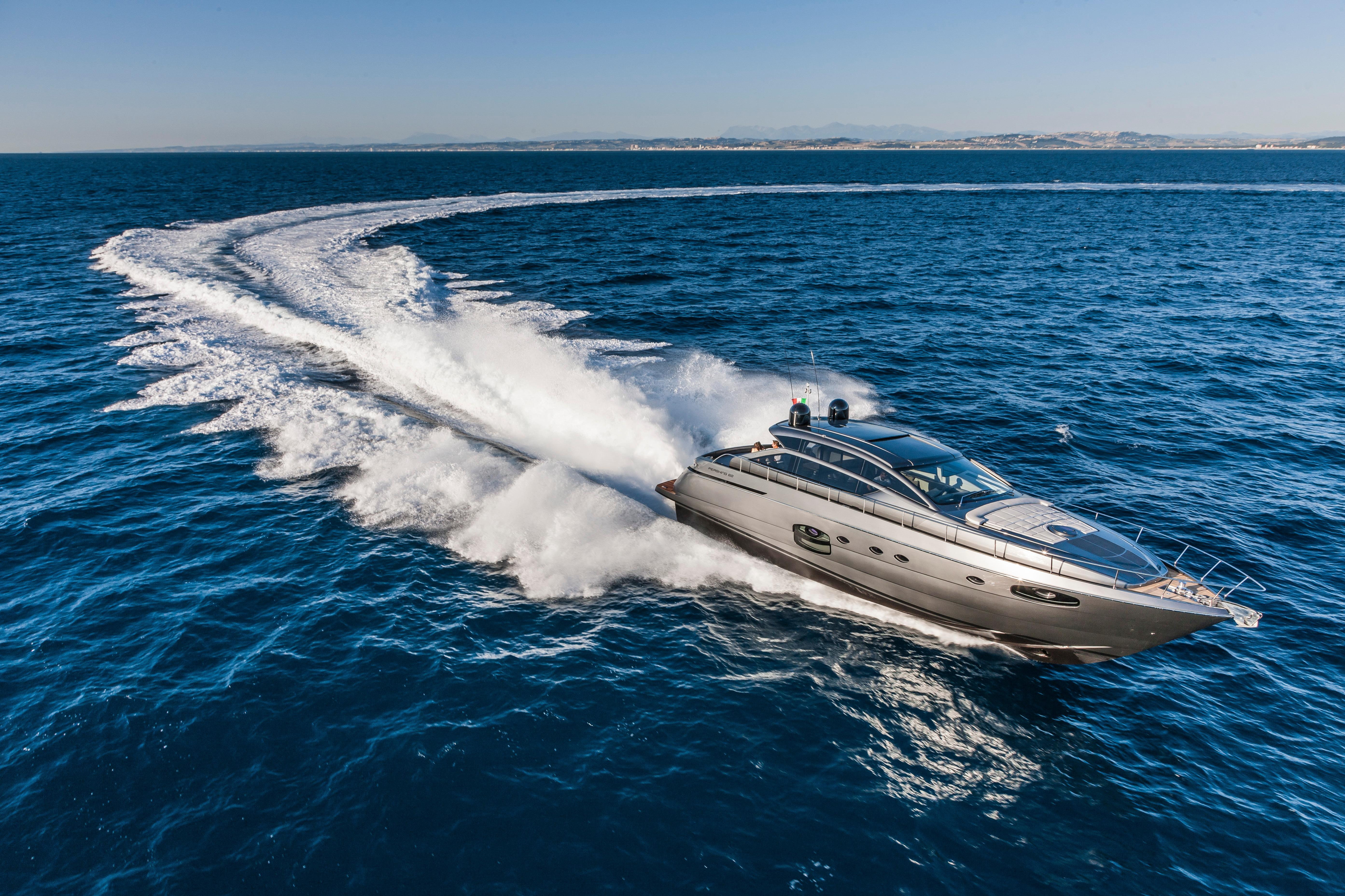 Manufacturer Provided Image: Pershing 62