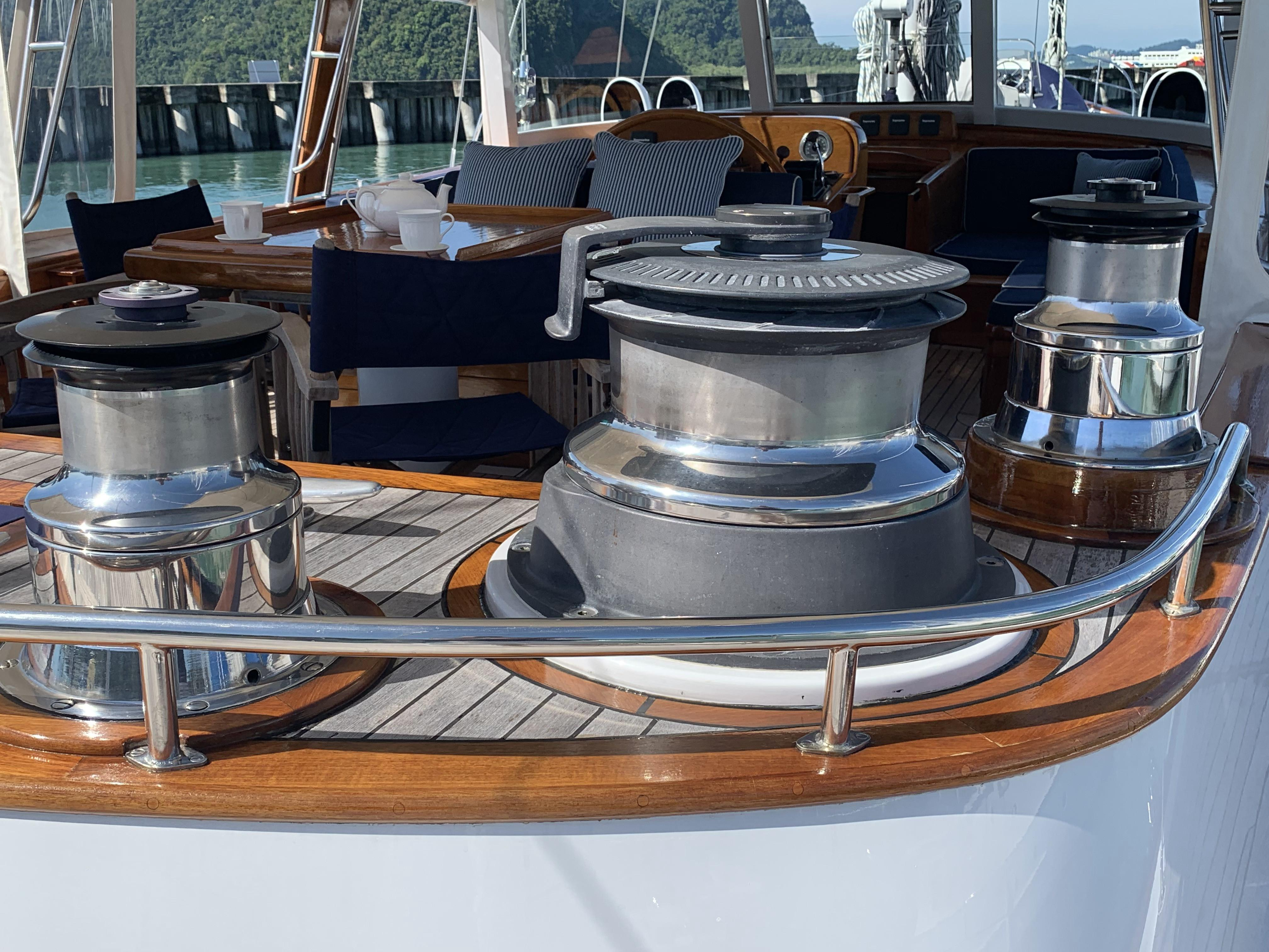 Sail Winches
