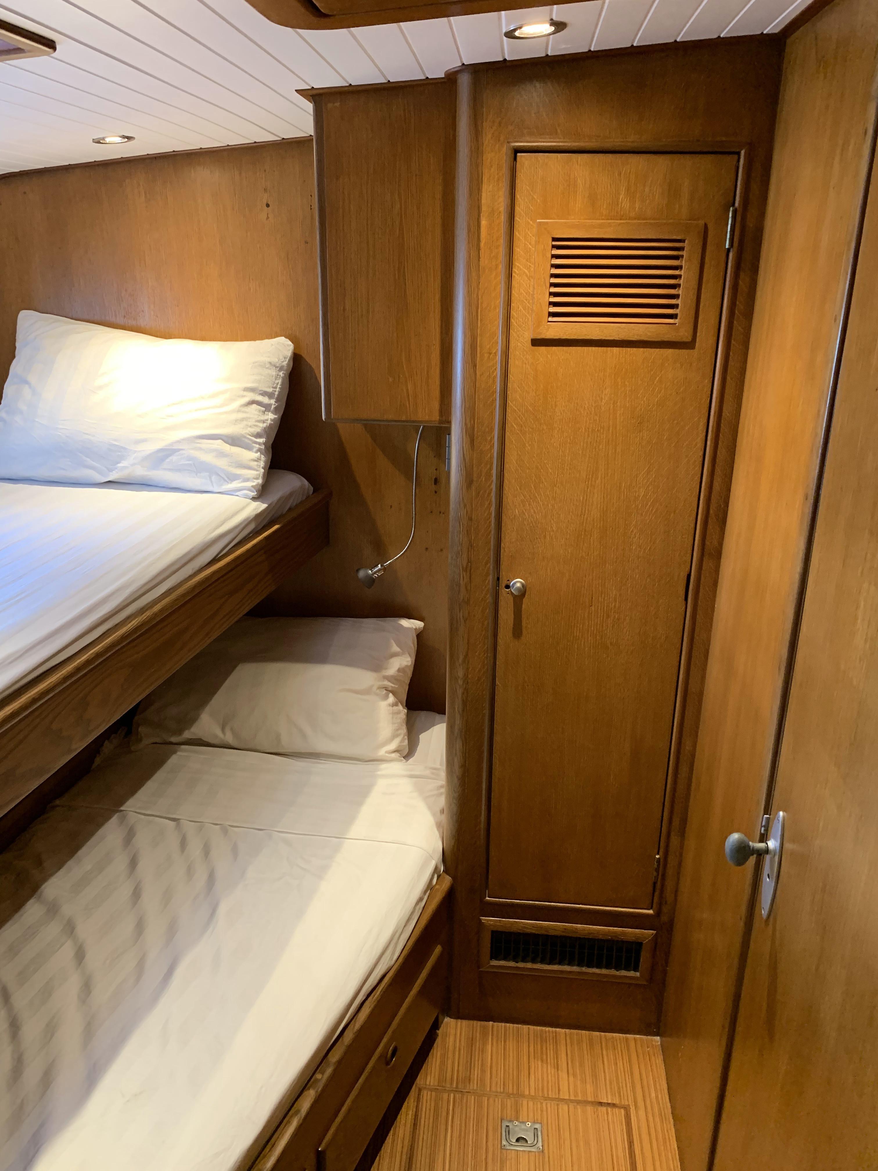 Guest Cabin Portside