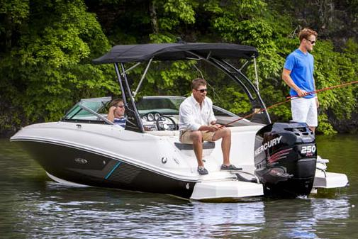 Sea Ray SDX 220 Outboard