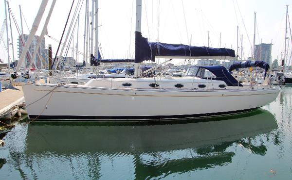 Moody 41 AC used boat for sale from Boat Sales International