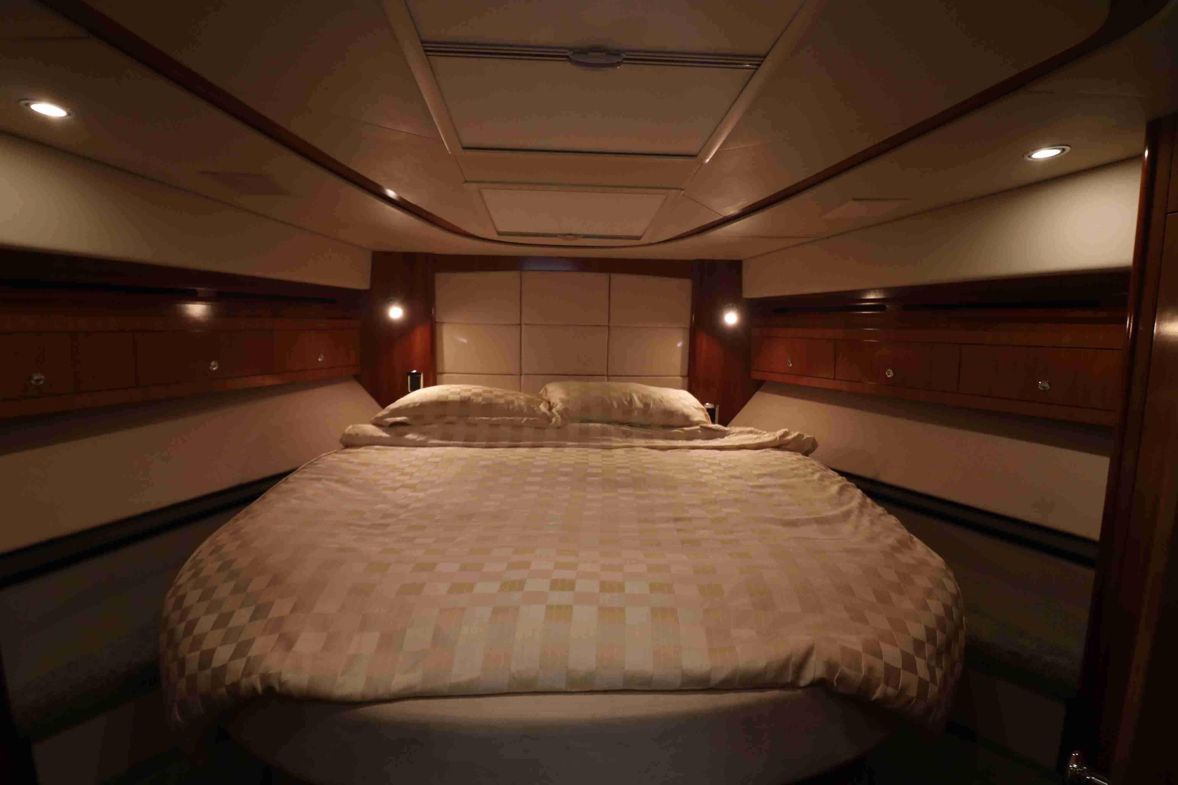 VIP forward Cabin