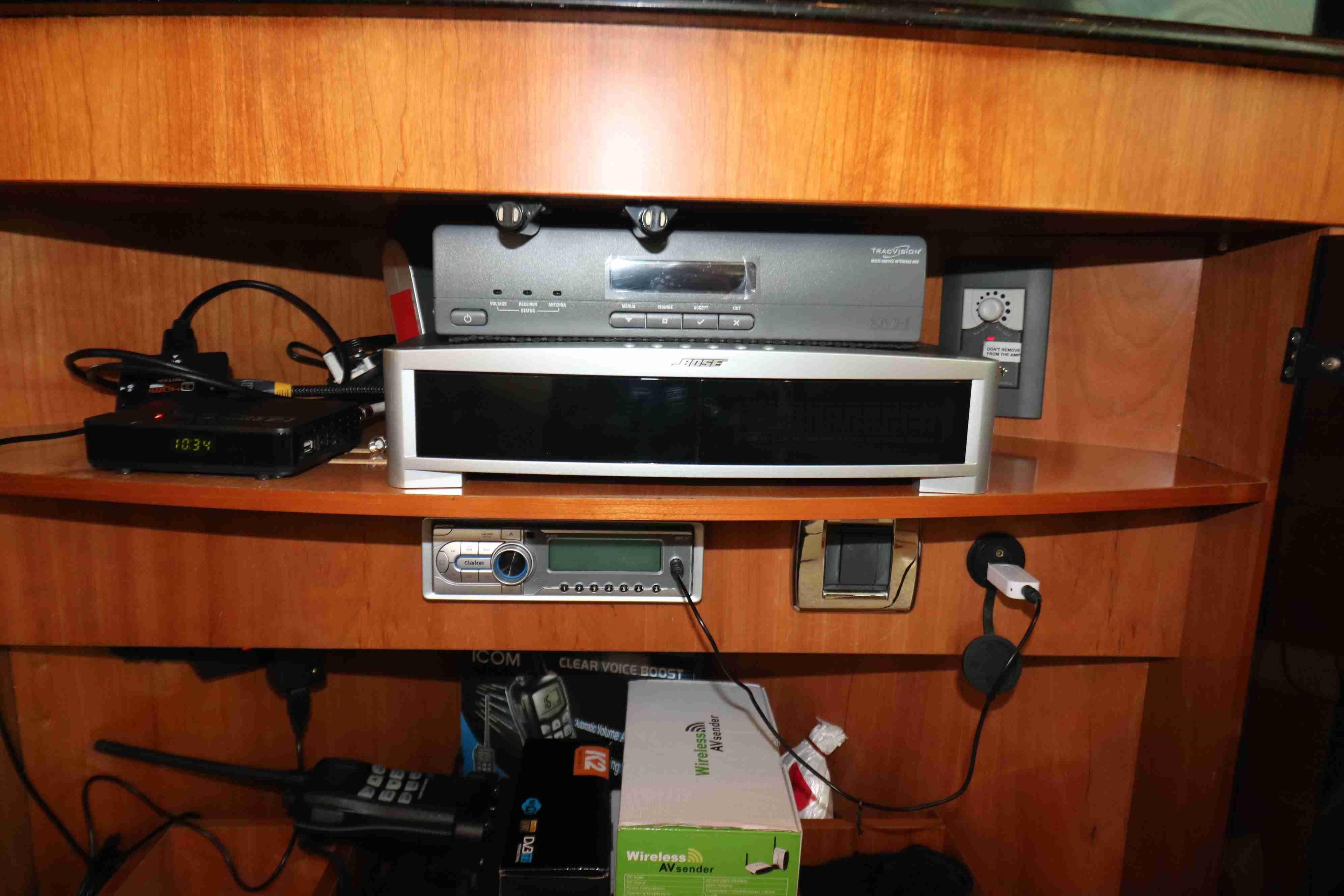 BOSE sound system
