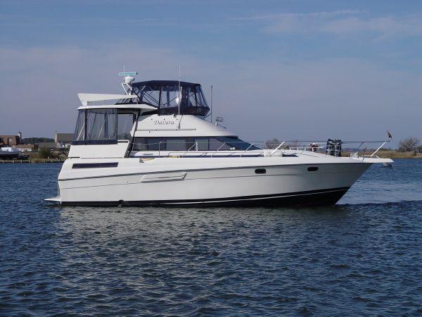 Silverton 41' Motoryacht Motor Yachts. Listing Number: M-3787748