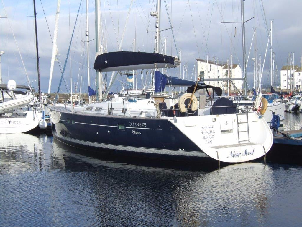 Beneteau Oceanis 473 Celebration