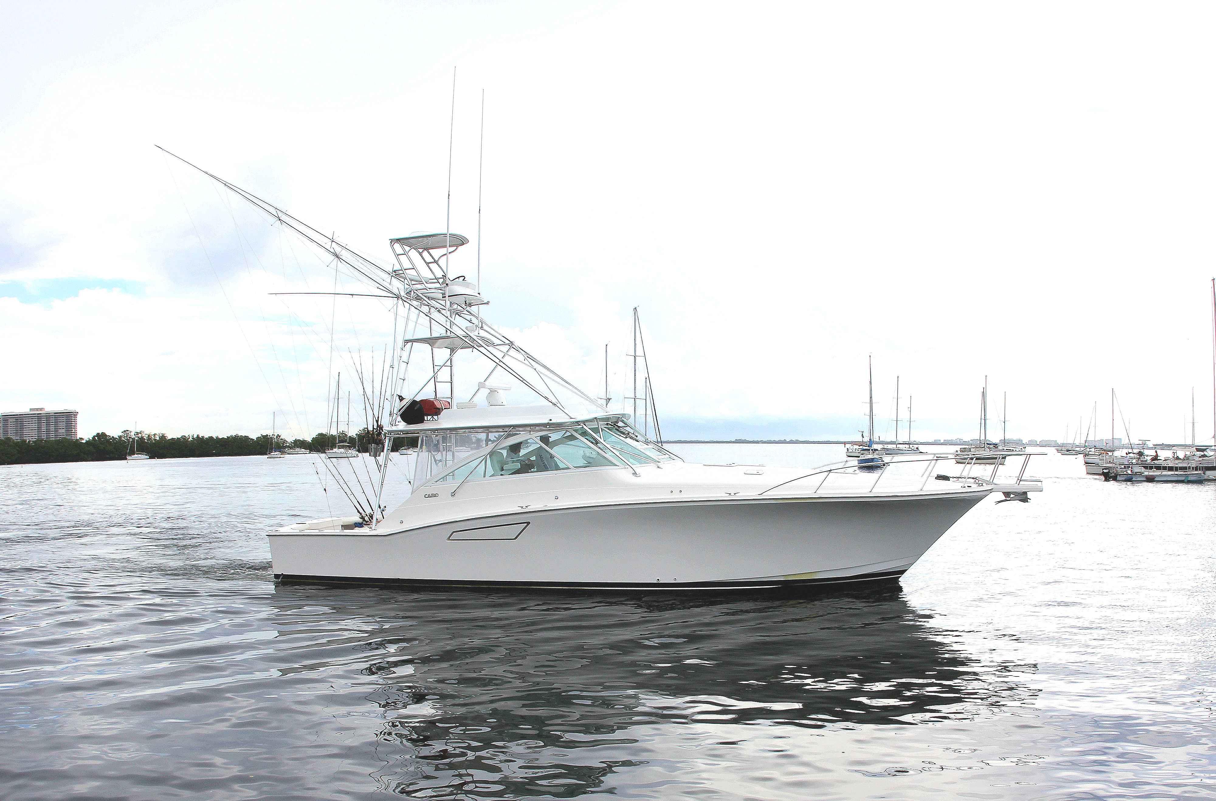 Cabo Yachts | Express and Convertible Sport Fishing Yachts