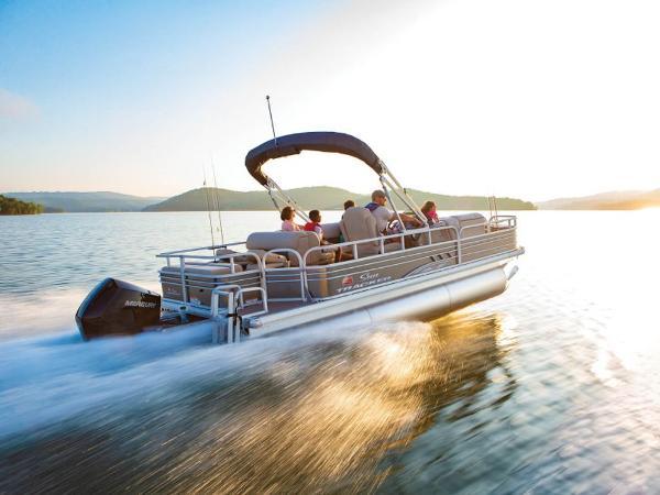 2021 SUN TRACKER FISHIN' BARGE® 22 XP3 for sale
