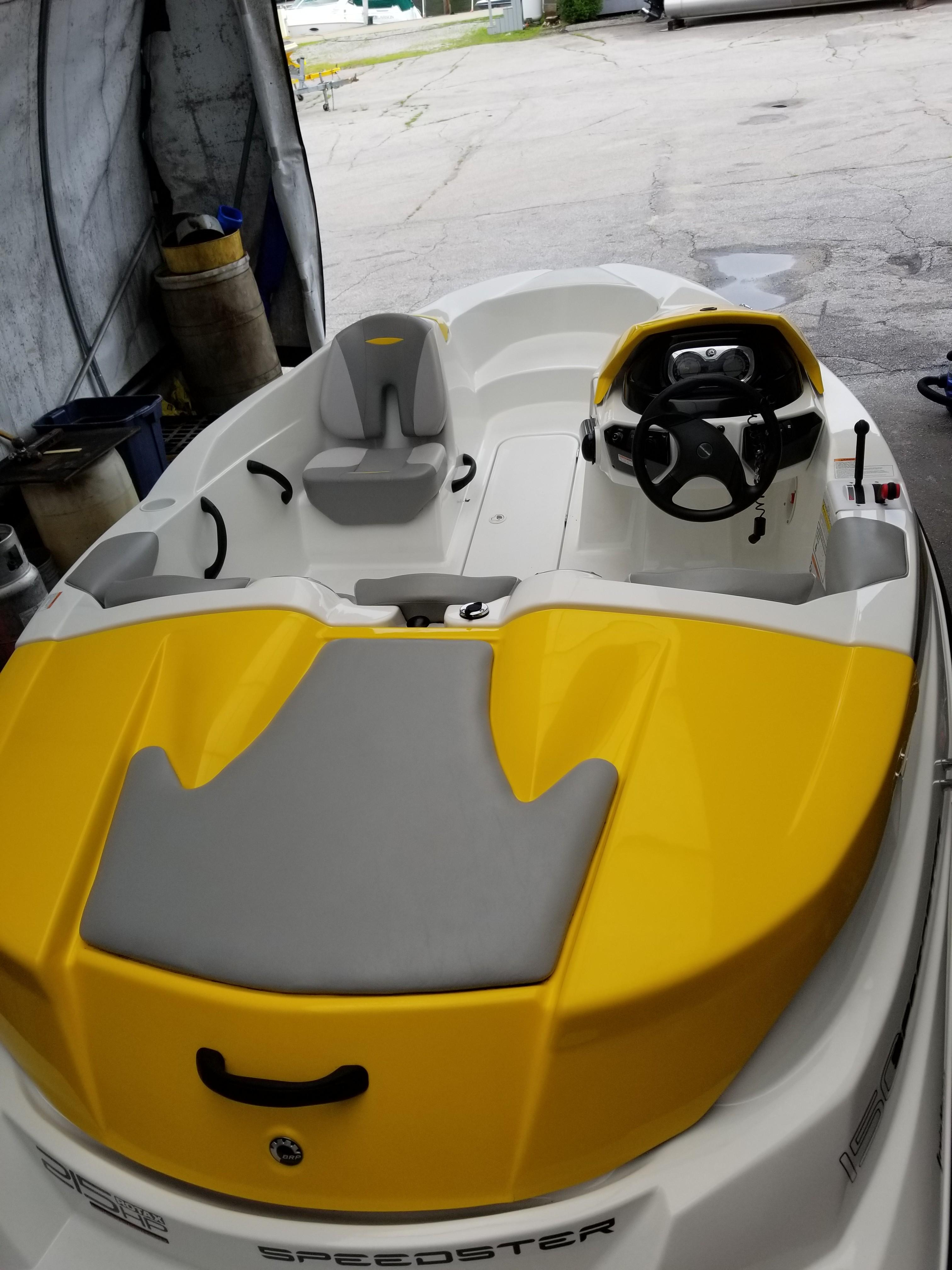 2009 Sea Doo Sportboat boat for sale, model of the boat is 150 Speedster & Image # 15 of 16