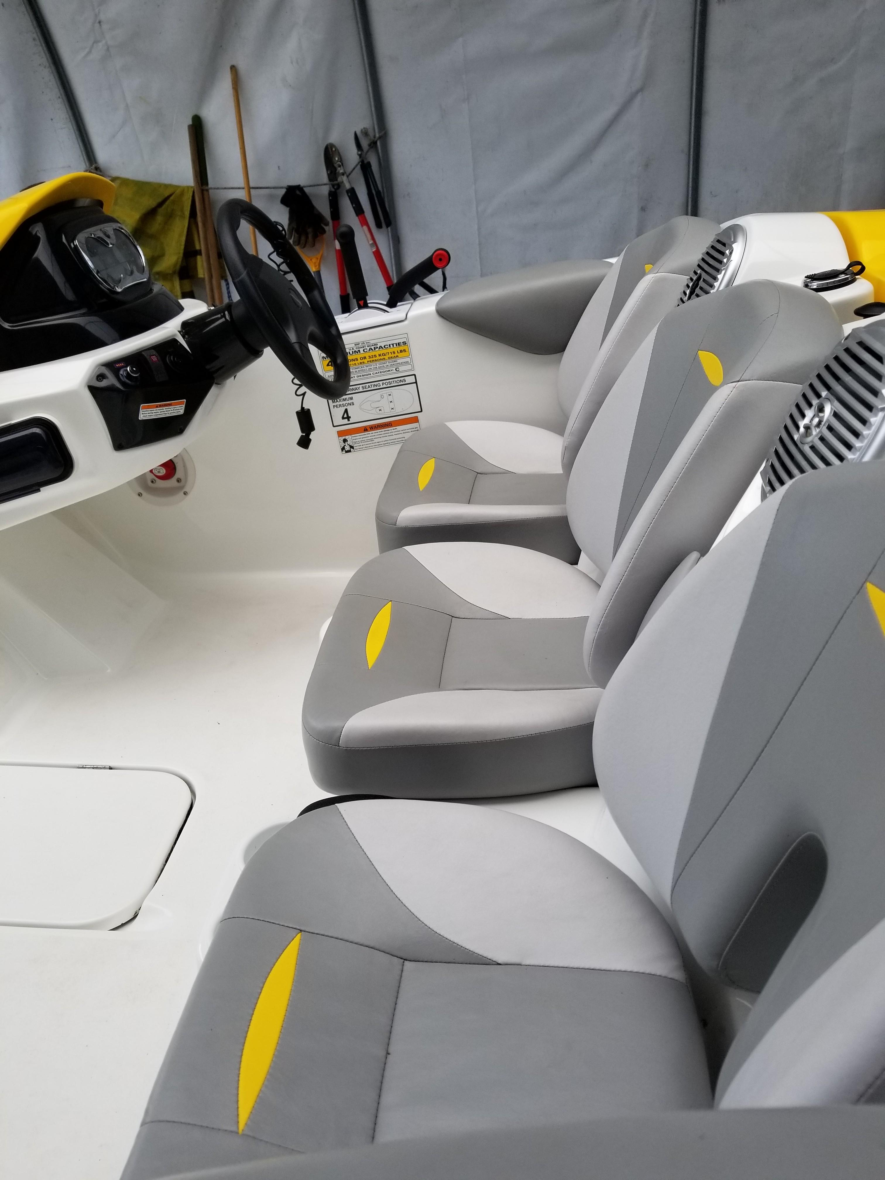 2009 Sea Doo Sportboat boat for sale, model of the boat is 150 Speedster & Image # 3 of 16
