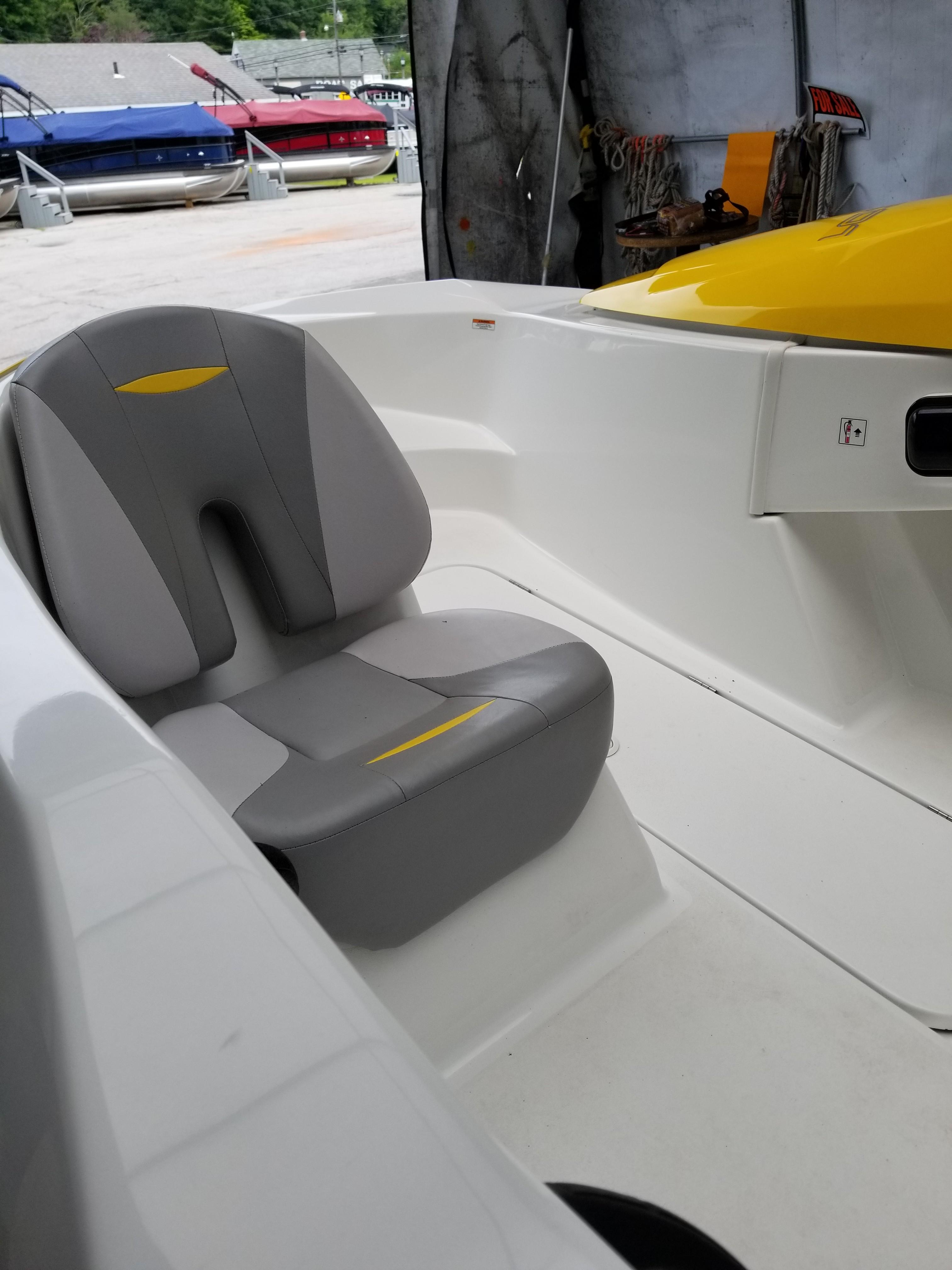 2009 Sea Doo Sportboat boat for sale, model of the boat is 150 Speedster & Image # 8 of 16
