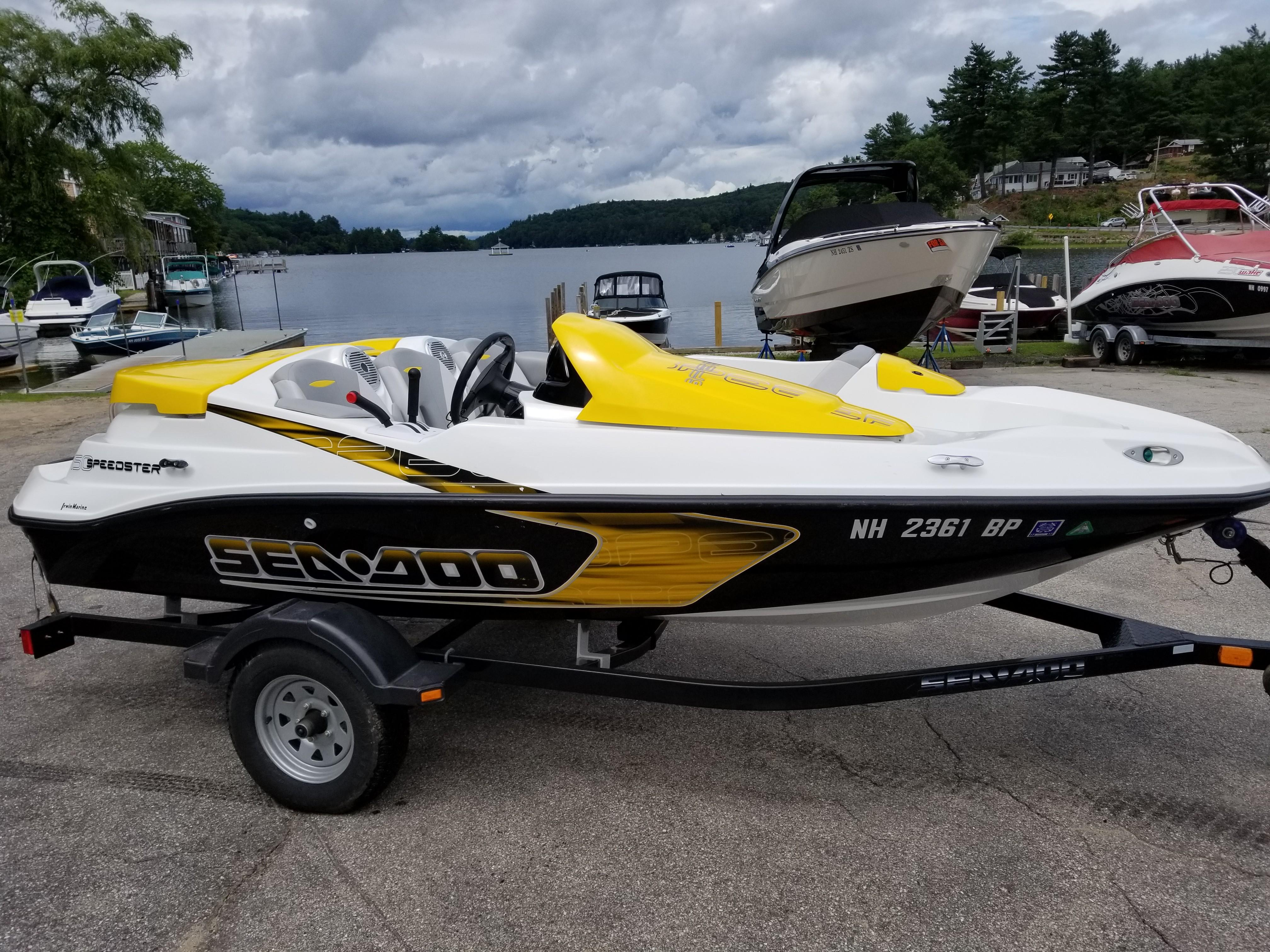 2009 Sea Doo Sportboat boat for sale, model of the boat is 150 Speedster & Image # 13 of 16