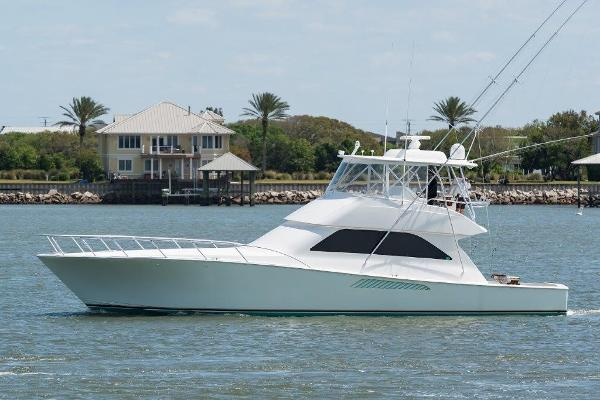 2008 56' Viking 56 Convertible