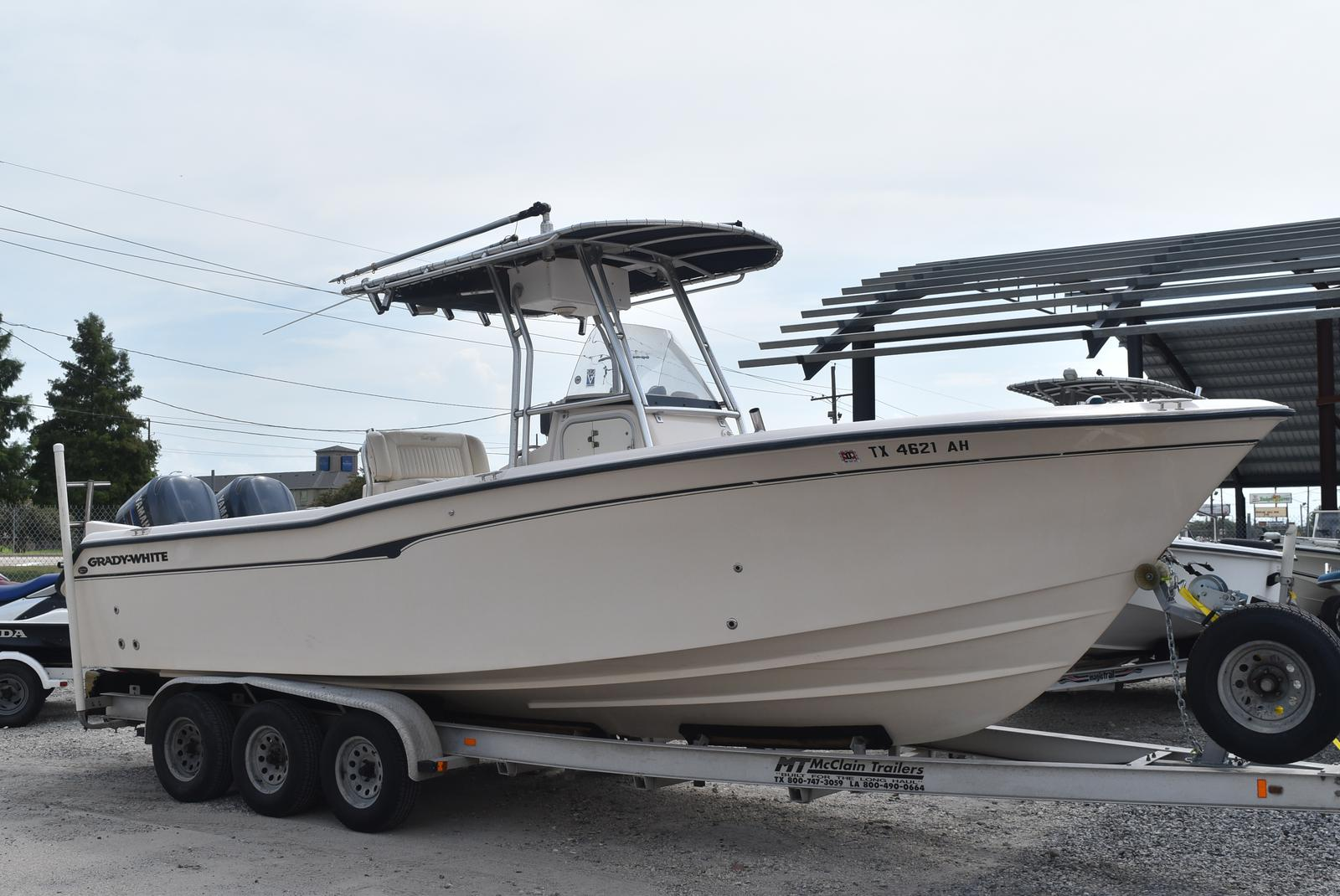 2006 Grady-White boat for sale, model of the boat is 273 CHASE & Image # 1 of 31