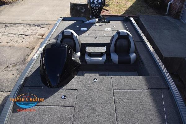 2020 Lund boat for sale, model of the boat is 2075 Pro-V Bass Bench Seating & Image # 26 of 50