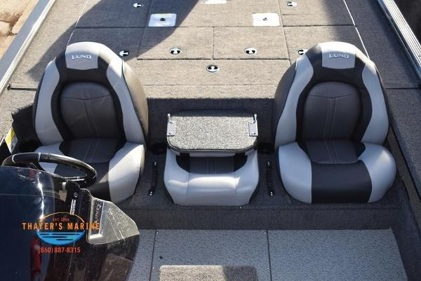 2020 Lund boat for sale, model of the boat is 2075 Pro-V Bass Bench Seating & Image # 35 of 50