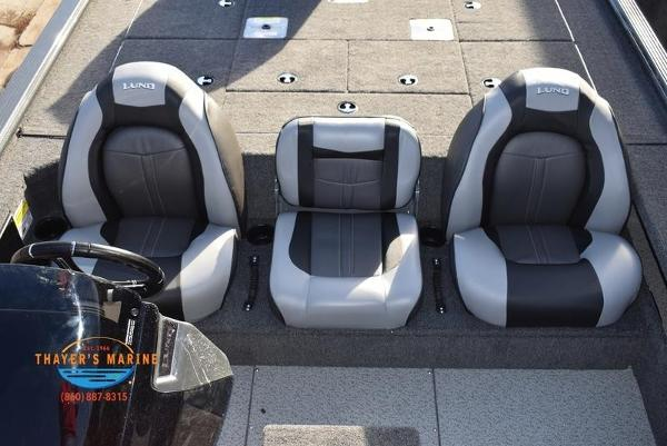 2020 Lund boat for sale, model of the boat is 2075 Pro-V Bass Bench Seating & Image # 41 of 50