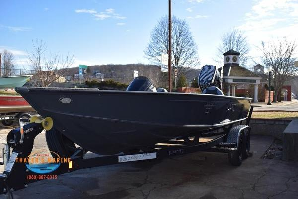 2020 Lund boat for sale, model of the boat is 2075 Pro-V Bass Bench Seating & Image # 50 of 50