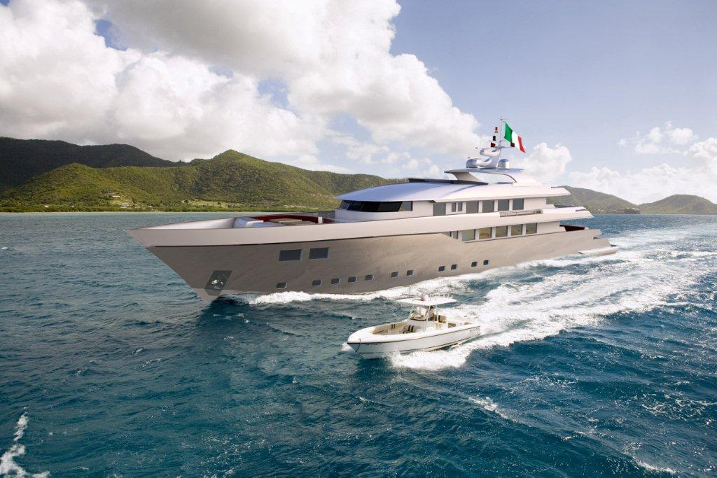 Nedship Expedition Style Motor Yacht