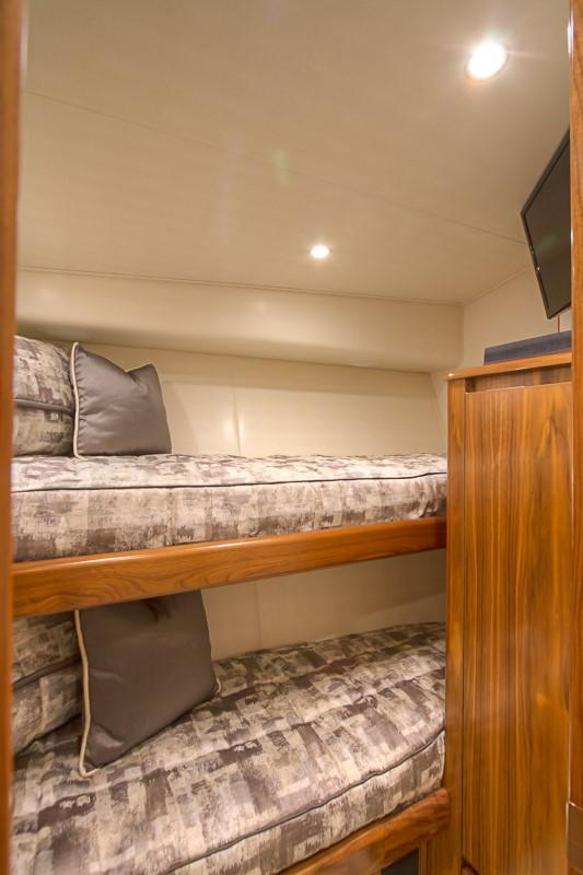 Port Guest Stateroom, Forward