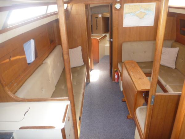 Featured Boat - Moody 33s | £24950 TAX PAID