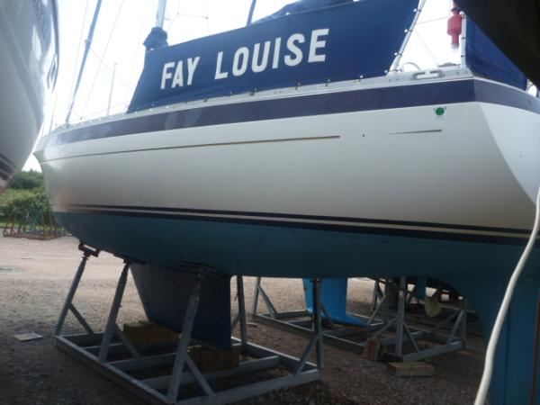 Moody 33s | £24950 Tax Paid. Yacht Information