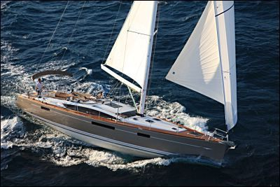 Jeanneau 58 For Sale New England